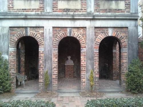 The Poe Shrine.