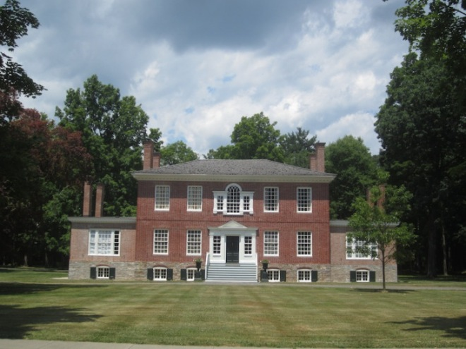 kinderhook georgian