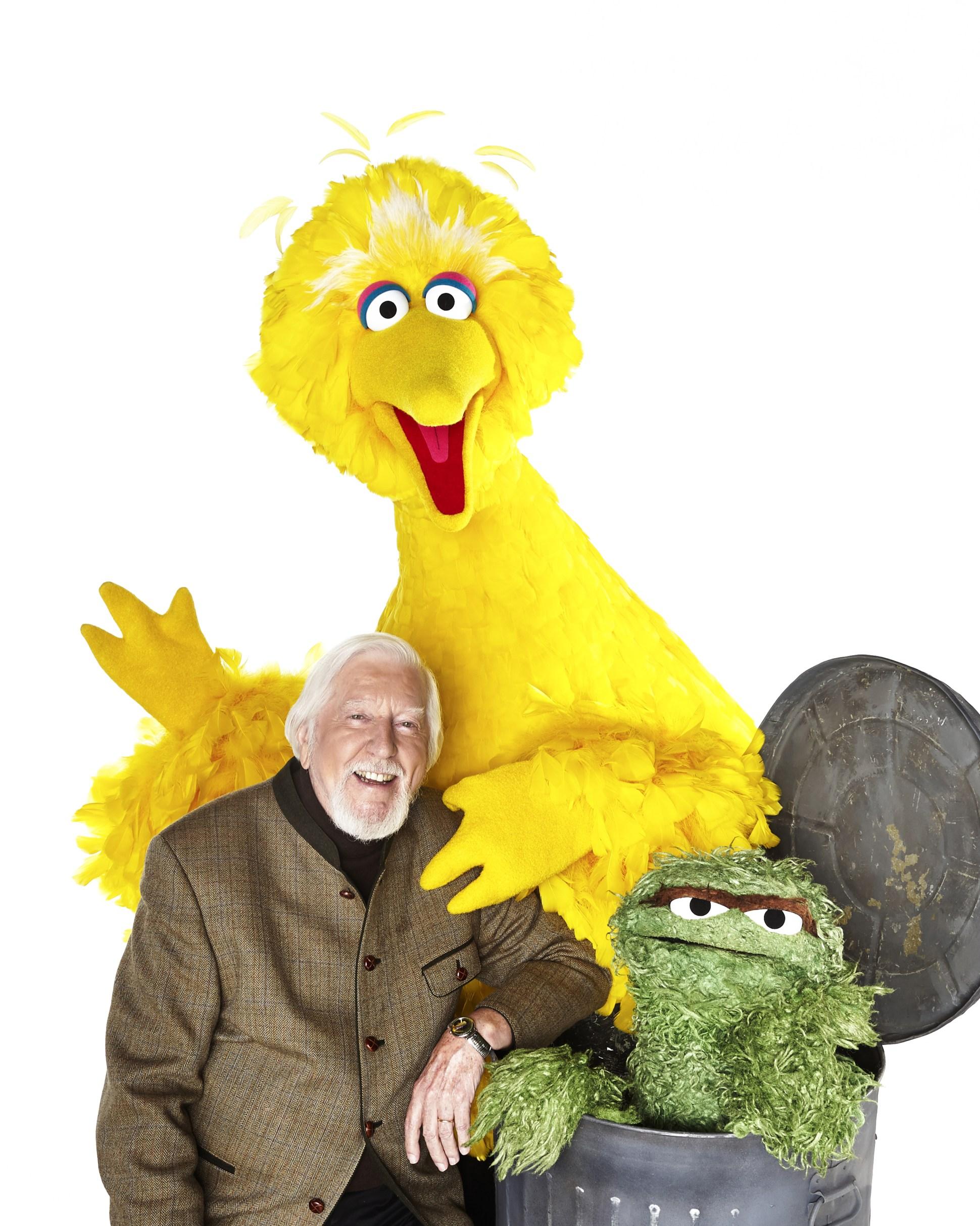 Caroll-Spinney-Big-Bird-Oscar-1